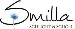 Smilla - schlicht und schön - Logo